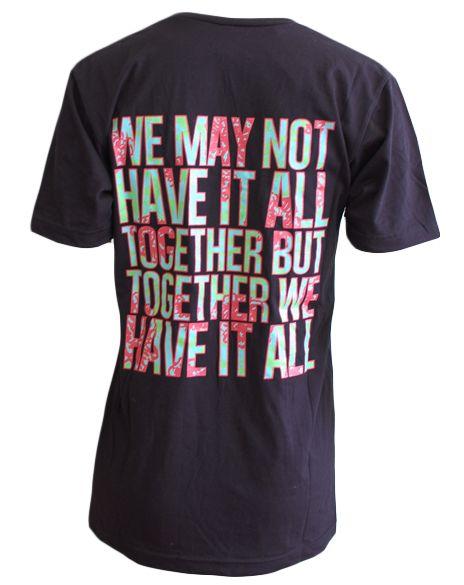 Alpha Chi Omega Have It All Tee by Adam Block Design | Custom Greek Apparel & Sorority Clothes | www.adamblockdesign.com