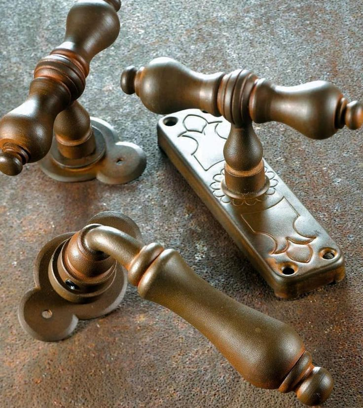 46 best Traditional Door Handles in iron - Maniglie in Ferro Battuto ...