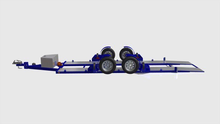 Airbag de planes de remolque de coche-hágalo usted mismo-Construye tu propio coche de carreras de descenso Remolque-a 3+ Cdrom