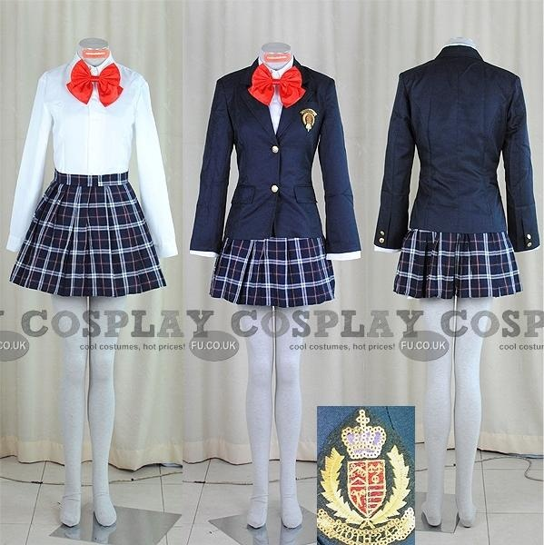 18755cb964a I found  japanese school girl outfit!!  on Wish