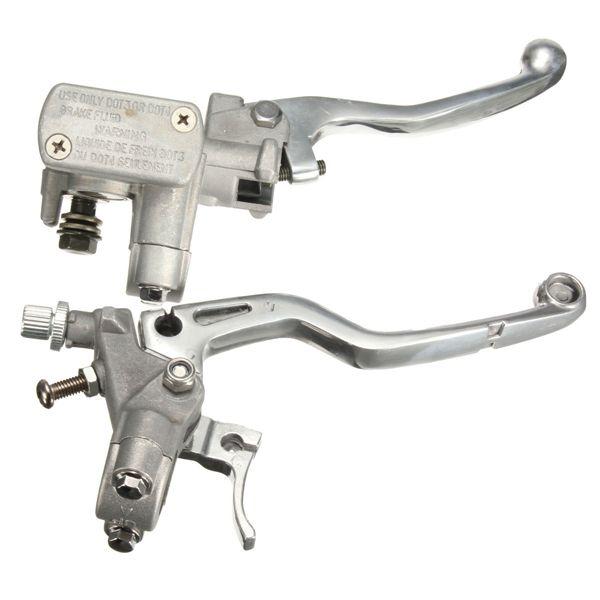 Right And Left Brake Master Cylinder For Honda Cr125r 250r Crf250r 450r Crf250x 450x Cylinder Honda Front Brakes