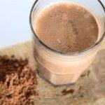 Dark Chocolate Protein Shake