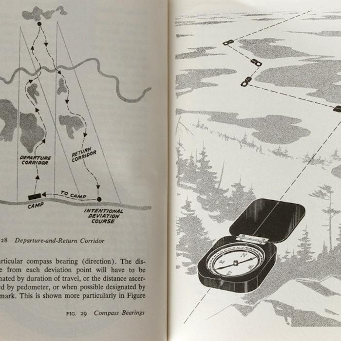 Wilderness Route Finder