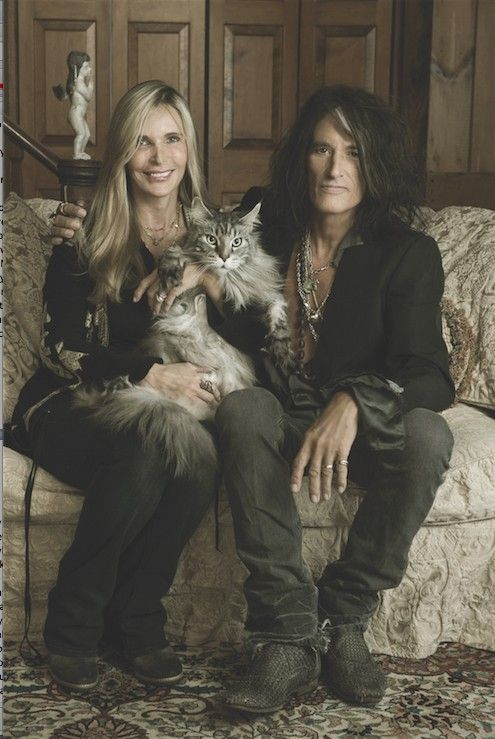 Joe Perry: A Letter To My Cat, Icon