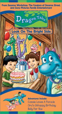 1000 Images About Dragon Tales Vhs On Pinterest To Be