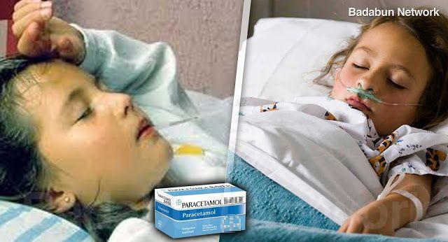 El Paracetamol está matando a los niños. Doctores ya no lo recomiendan