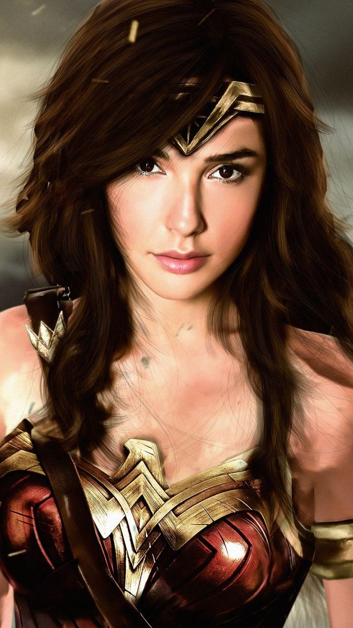 Beautiful Princess Diana Wonder Woman 720x1280 Wallpaper