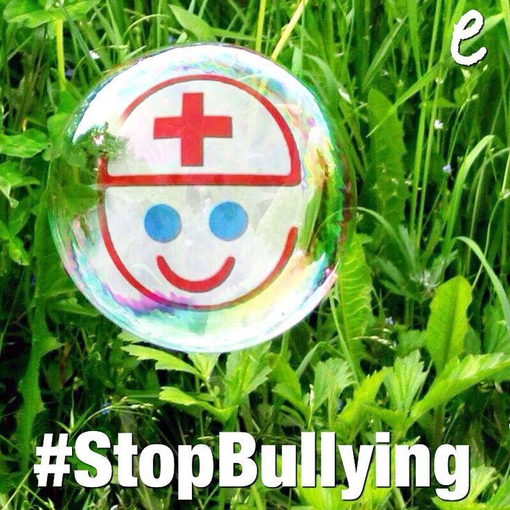 """e"" Stop Bullying +:)"