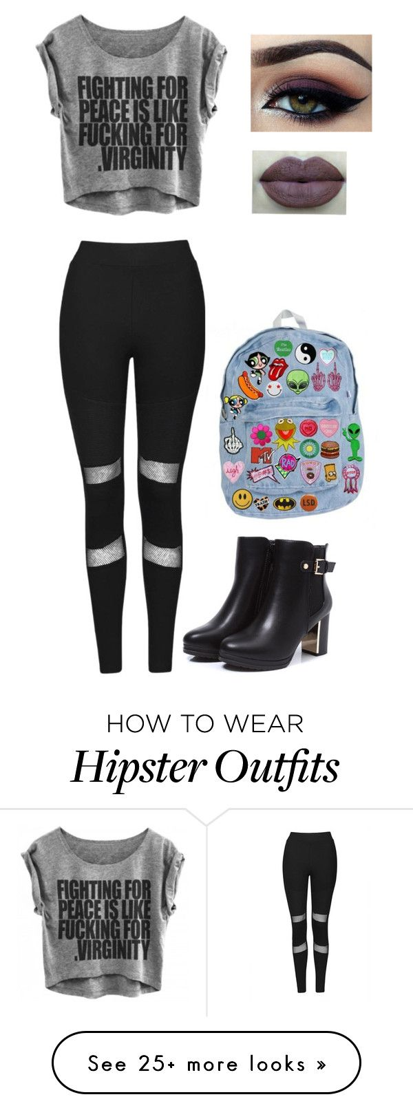 """Untitled #952"" by sweetswagger on Polyvore featuring Topshop and Ardell"
