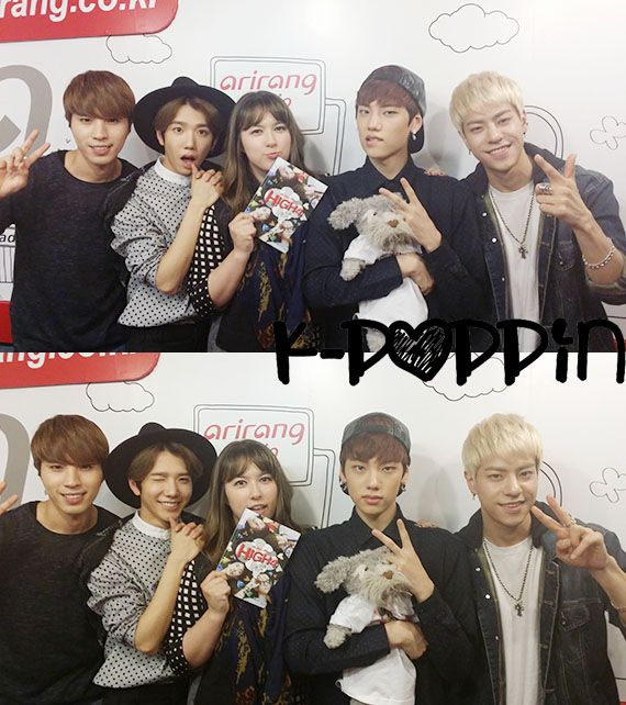 Interview | Arirang Radio Kpop interviews | Page 2