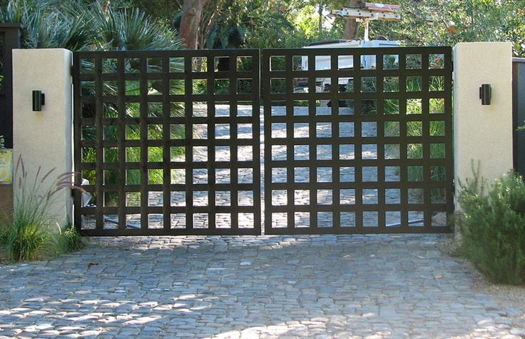 The Dorland Company Modern Gates