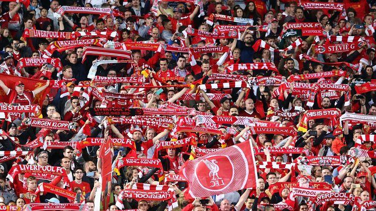 Premier League Confirm Updated Liverpool Fixture List