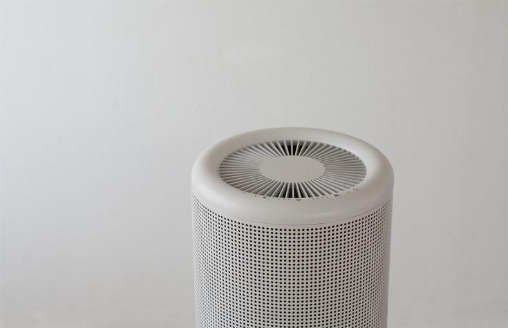 Air Air Purifier [MUJI Air Purifier] | Complete list of the winners | Good Design Award
