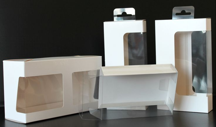 Windows make packaging unique: special gift boxes.