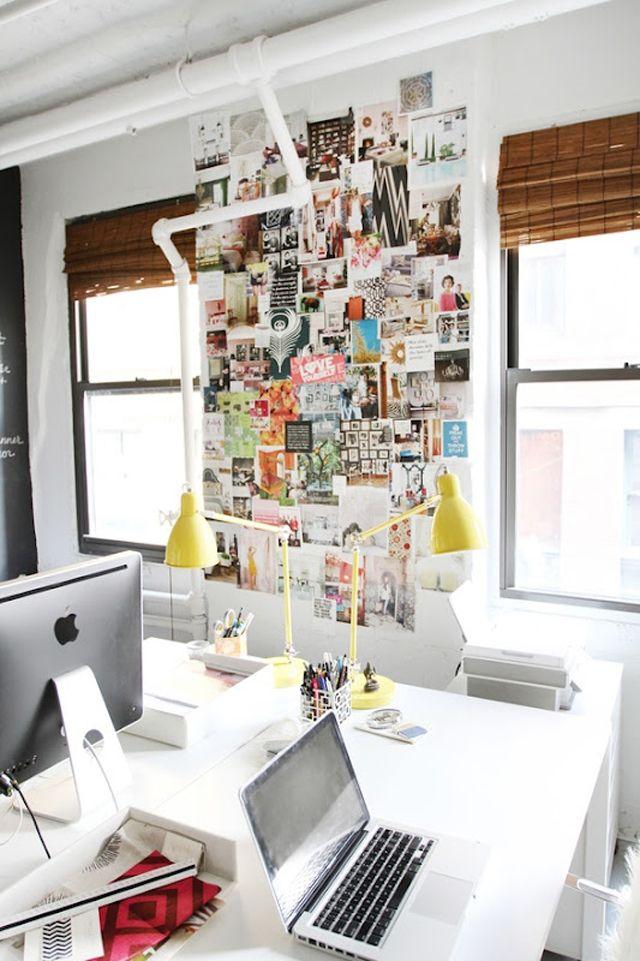 Erin Gates Working Space