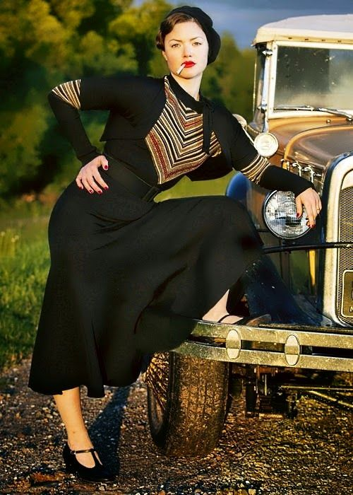 bonnie parker colorized - Google Search
