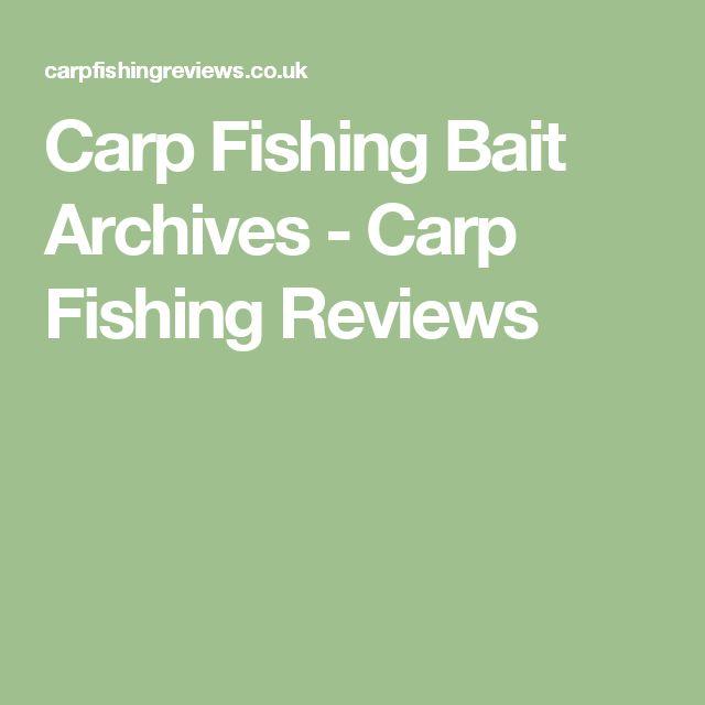 Carp Fishing Bait Archives - Carp Fishing Reviews