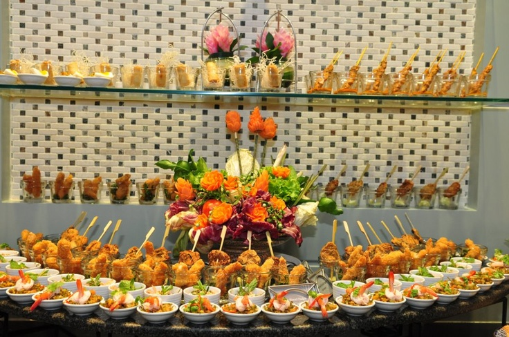 Our Thai appetizers corner!