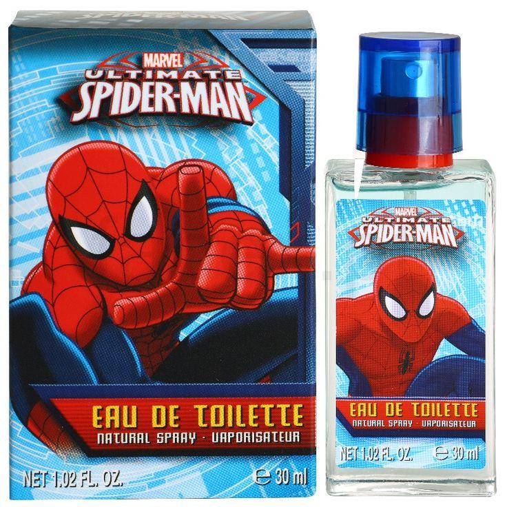 EP Line Ultimate Spiderman Eau de Toilette para crianças http://www.fapex.pt/ep-line/ultimate-spiderman-eau-de-toilette-para-crianas/