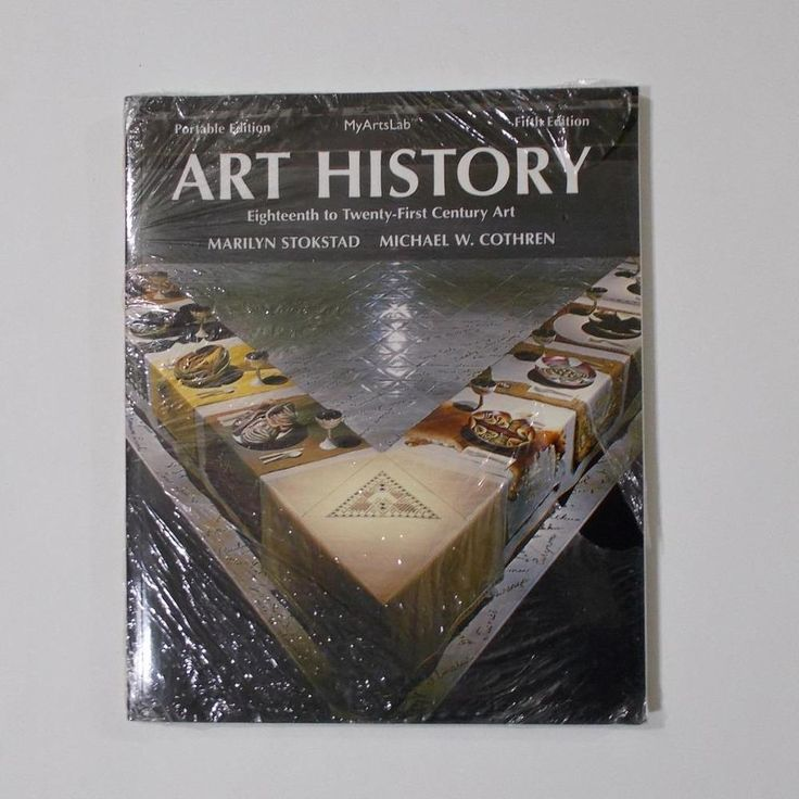 Art History Portable Book 6 Marilyn Stokstad 5th Edition With Pearson Etext Textbookbundlekit Art History History Art