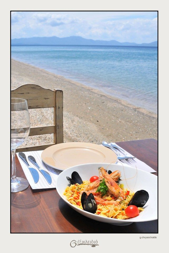 #Gastronomy by the sea at #6keys