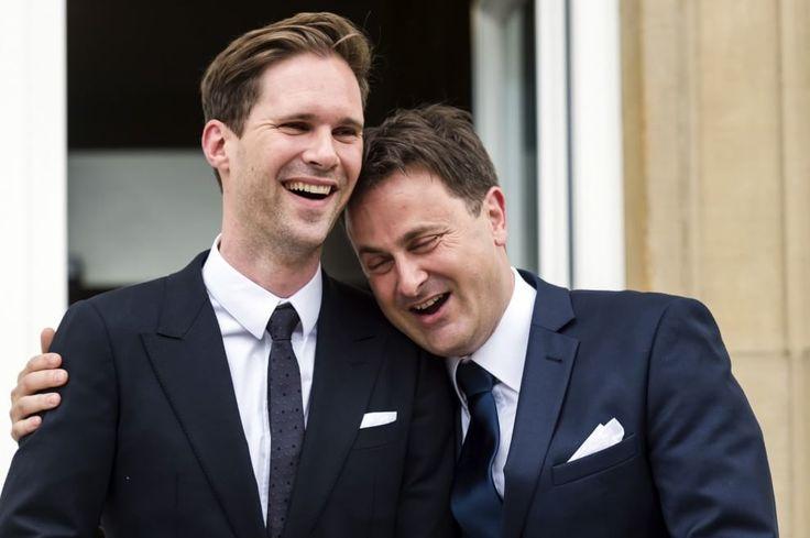 Primo matrimonio gay per un premier dell'Unione europea: il primo ministro lussemburghese Xavier Bettel ha sposato il suo compagno Gauthier Destenay nel municipio del Granducato. Il Parlamento ha legalizzato i matrimoni omosessuali e l'adozione di bambini da parte di coppie dello stesso sesso. L'eve