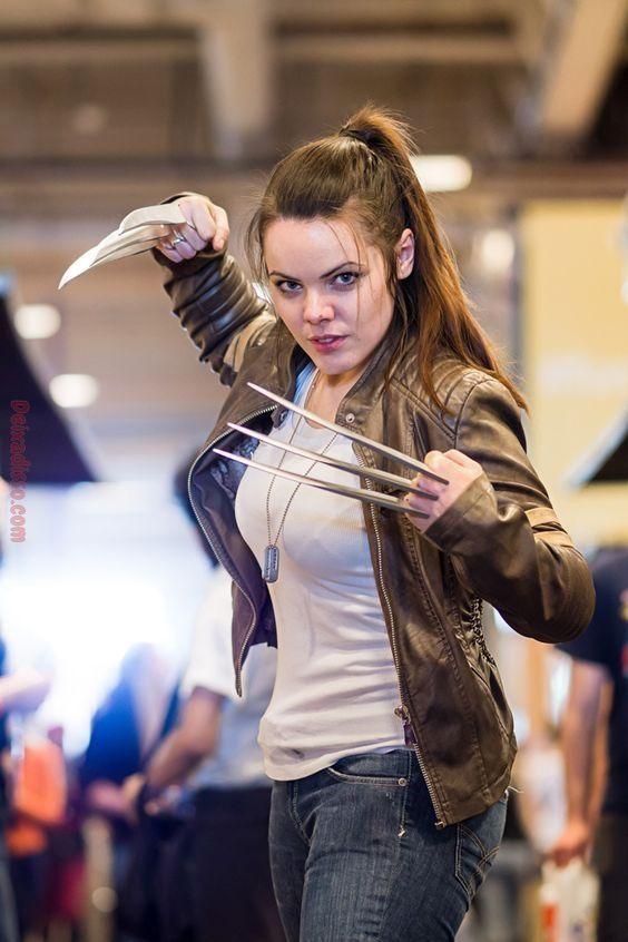 Wolverine que eu queria ver | Disfraces marvel, Cosplay ...