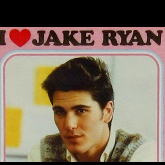Sixteen candles.  Wanted to name my first son Jake Ryan.