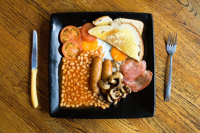 Kevin Meredith (good toy camera photographer): Full English, Toys Cameras, Yummy Food, Andy British, Cameras Photographers, English Breakfast, Christmas Traditional, Christmas Mornings, The Great