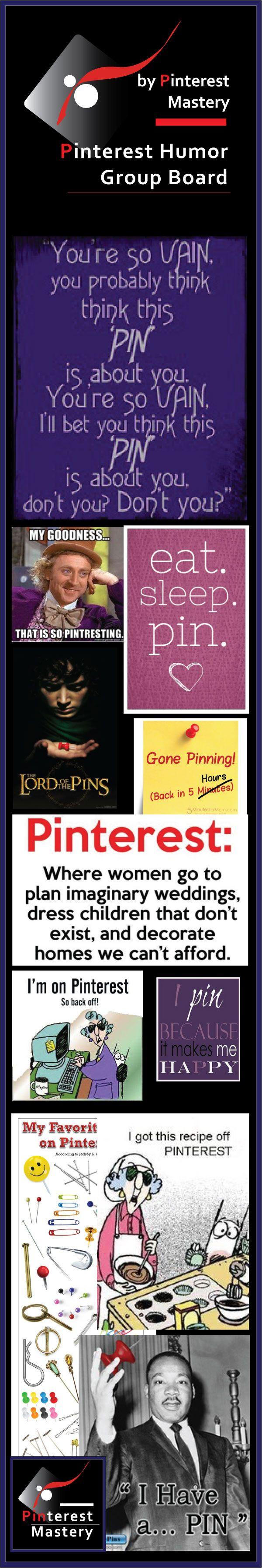 Pinterest Humor     ............................................................   #Humor #Pinterest #Group #Board #Jokes #followers