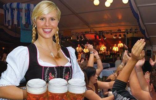 Venta de Stands para el Oktoberfest Argentina 2012