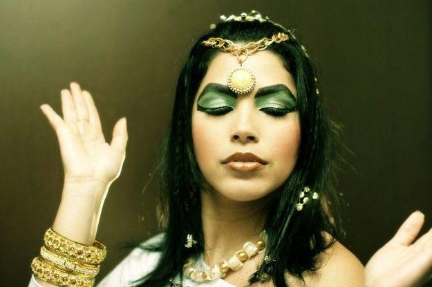 Make up alla Cleopatra