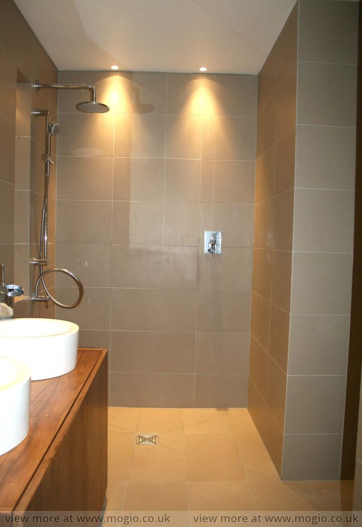 Modest and budget friendly wet room and bathroom remodel ...