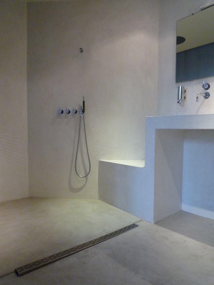 Inspiratie betonlookdesign  interesse in betonstuc, betoncire, tadelakt, leem, freshcolori, pandomo, betonfloor? www.molitli.nl www.betonlookdesign.nl