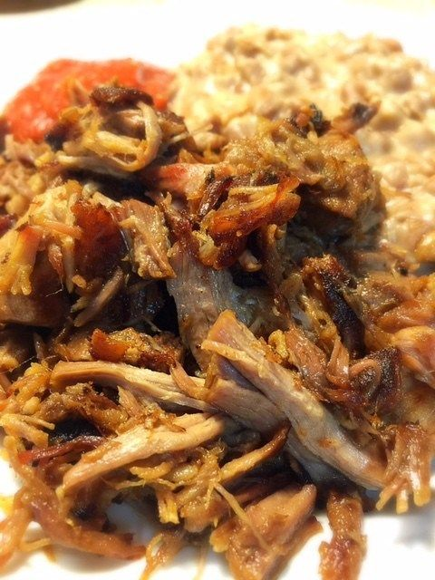 Blog post at Hangry Fork : Here's a fantastic authentic carnitas recipe, this recipe makes the best carnitas ever!  The meat is so flavorful and leftovers warm up gr[..]