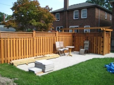 Backyard Fencing Ideas For Your Landscaping Backyard