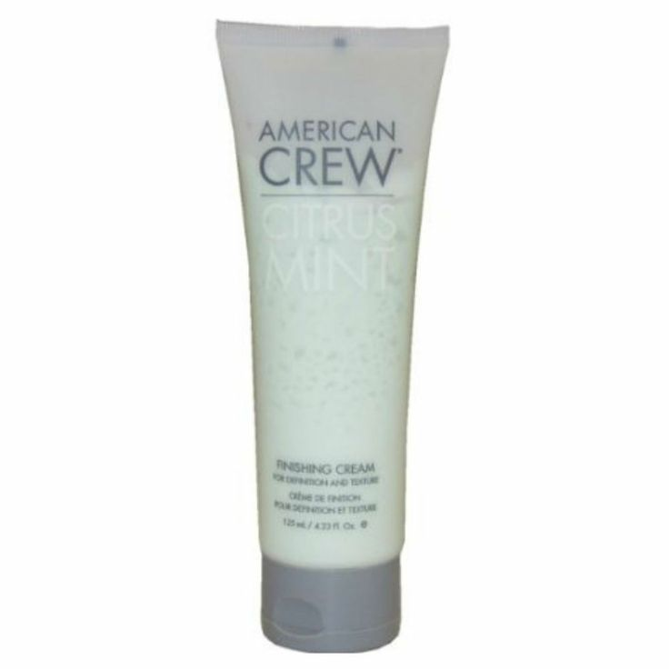 # American Crew Citrus Mint Finishing Cream 125ml