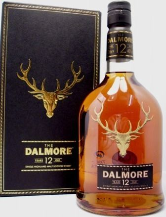 Dalmore whiskey, the best one ever! Love this one.
