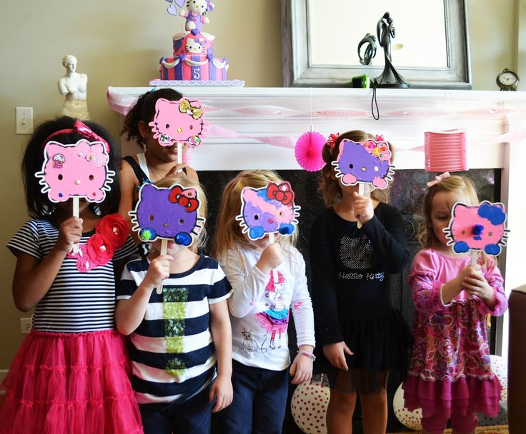 186 best Hello Kitty Party images on Pinterest Cat party Hello