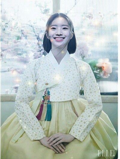 Dahyun hanbok