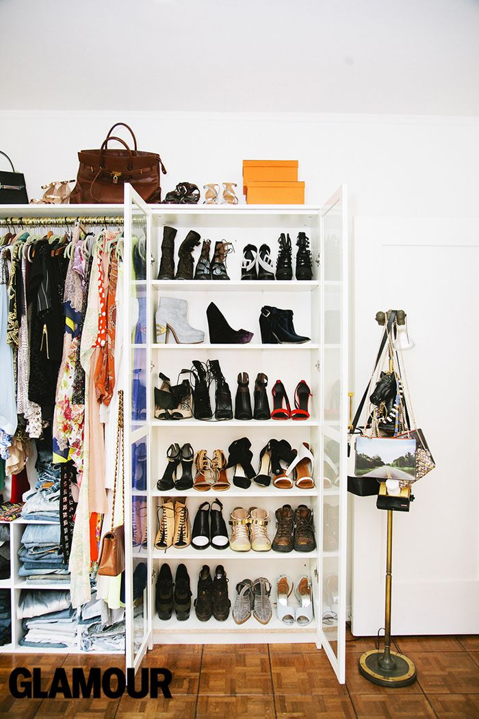 My Closet in Glamour