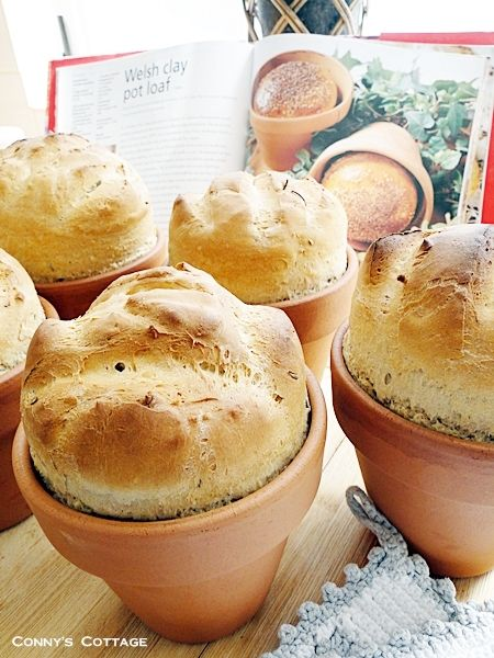 Connys Cottage: Brot aus dem eigenen Backoffen