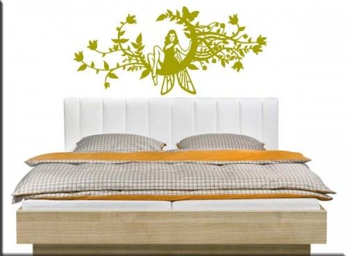wall sticker floreale fantasy