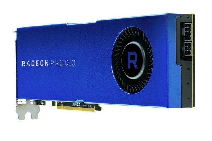 AMD Radeon Pro Duo es la nueva gráfica de AMD enfocada principalmente al sector profesional del mundo de los videojuegos, prometiendo grandes posibilidades.