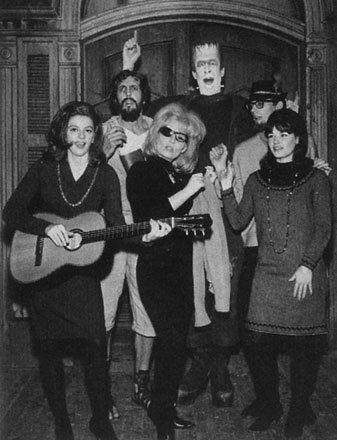 Herman and the Beatniks. (1965)