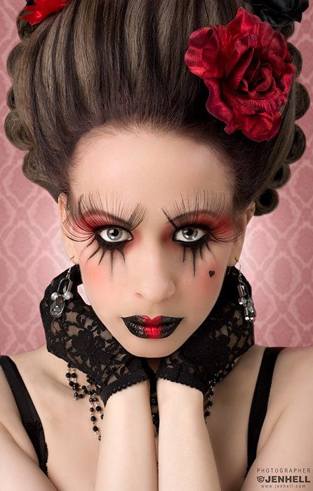 Poise Makeup Professional: 13 Best Exaggerated Makeup Images On Pinterest