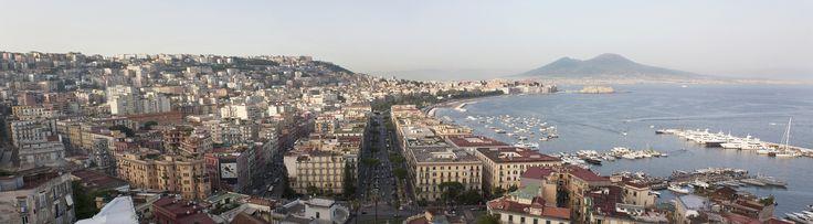 Retouch - Shot: Flavia Ruggeri  Thirteen ramps, Gulf of Naples