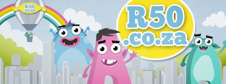 Visit our WEBSITE at: www.R50.co.za