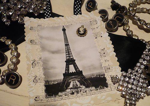Paris: Favorite Places, Eiffel Towers, Black And White, Beautiful Places, Places I D, Samples Invitations, Paris Ma, Jaime Paris, Paris Black