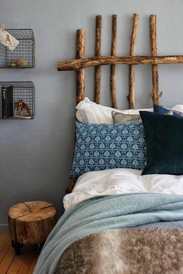6 DIY Western Headboard Alternatives